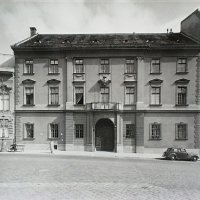 No. 3 Dísz square, around 1940