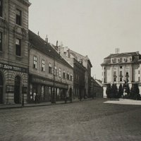 No. 8 Dísz square, around 1928