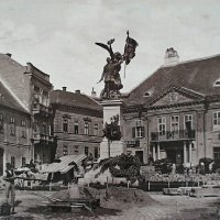 The Soldiers' Memorial, 1893