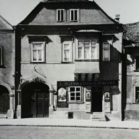 No. 14 Fortuna street, around 1940