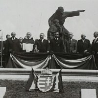 The inauguration of the Julianus memorial, 27 June, 1937