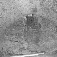 No. 16 Országház street, medieval cellar with a barrel roller