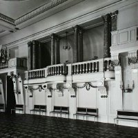 Ceremonial Hall of No. 28 Országház street, around 1930
