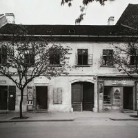 No. 5 Szentháromság street, around 1940