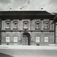 No. 7 Tárnok street, around 1940