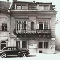 No. 16 Tárnok street, around 1940