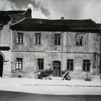 No. 17 Úri street, around 1940