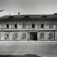 No. 25 Úri street, around 1940