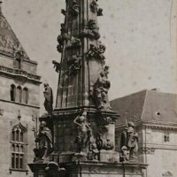 The Holy Trinity statue, 1910s
