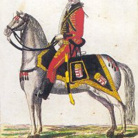 A Crown Guard aristocrat from county Heves, 1792