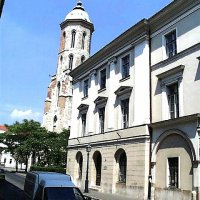The Franciscan convent, later the building of the Council of the Royal Governor in the Buda Castle