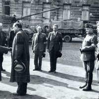 The Nazi takeover with the lead of Ferenc Szálasi. 16 October, 1944