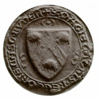 The rector of Buda Henc's son János's seal, 1328