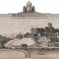 Junker K.: The Royal Palace as University at the end of the 18th century - copper engraving