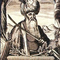 Portrait of Abdurrahman